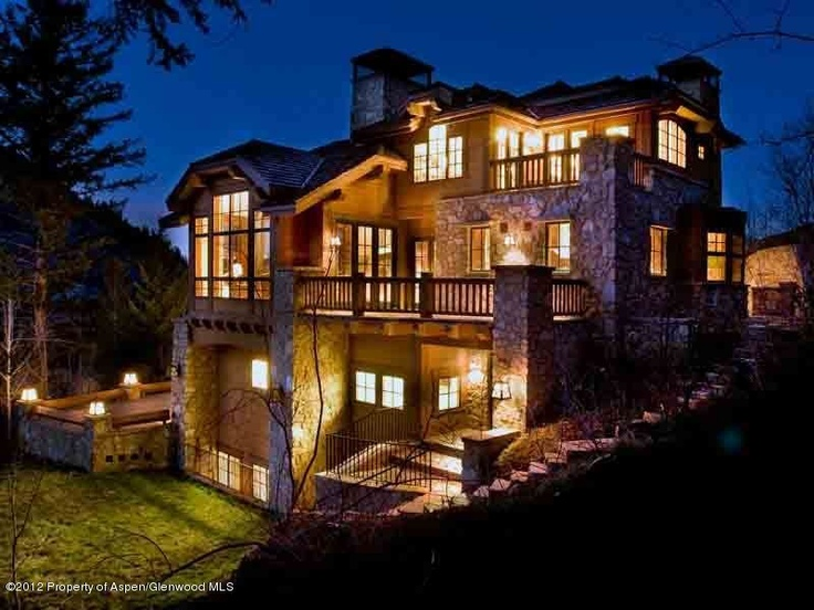 71 Best Aspen Million Dollar Homes Images On Pinterest