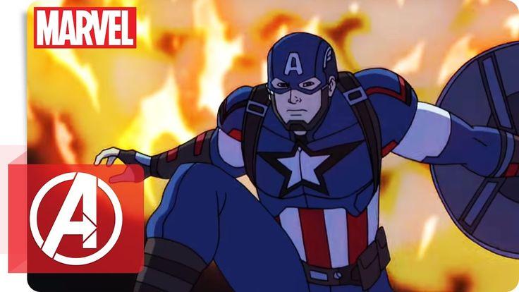 Marvel Avengers Gemeinsam Unbesiegbar