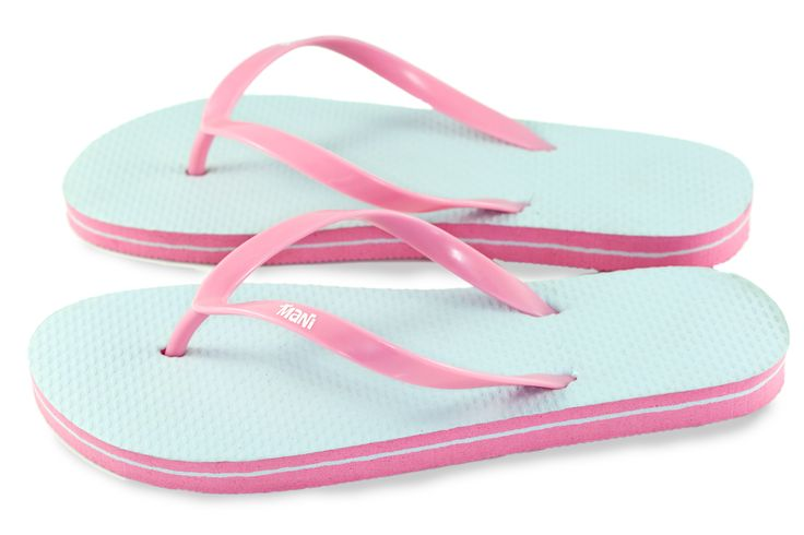 The Breast Cancer Research Trust used these custom jandals we had produced, as a fund raising item to support their cause.