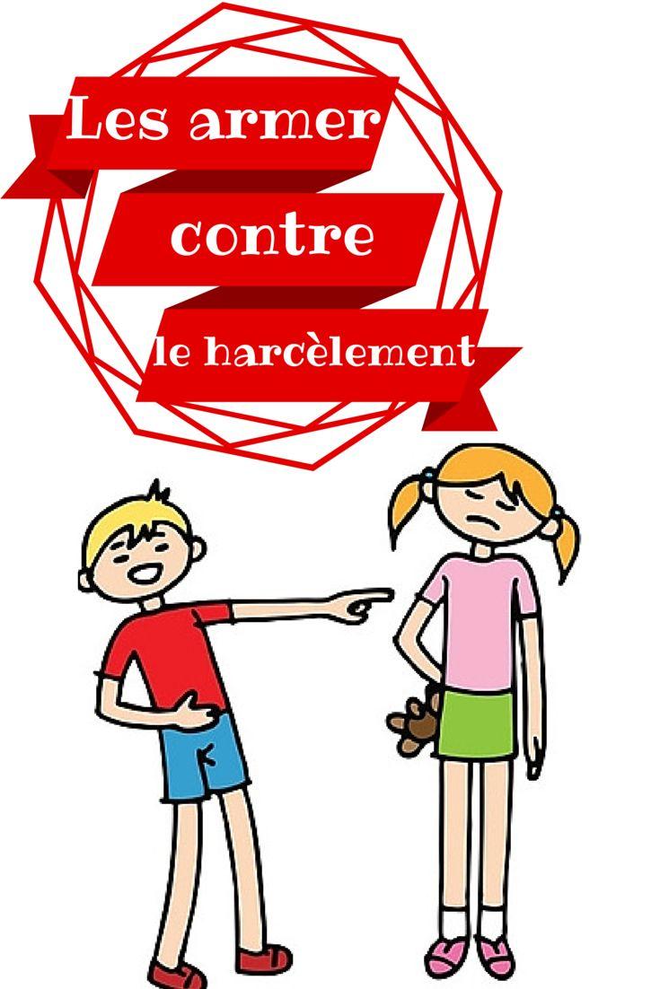 Armer les enfants contre le harcèlement scolaire - Maîtresseuh