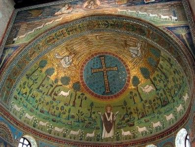 ancient pics of christ | Photo of Early Christian Monuments of Ravenna
