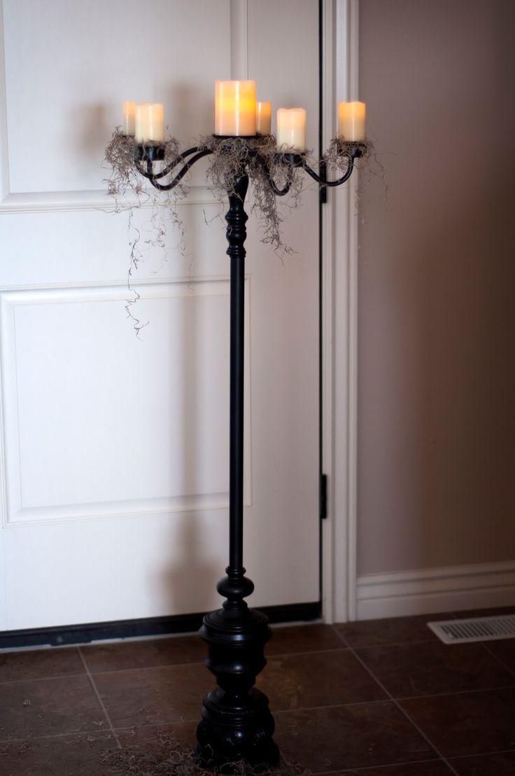 7 best floor candelabra images on pinterest floor candelabra