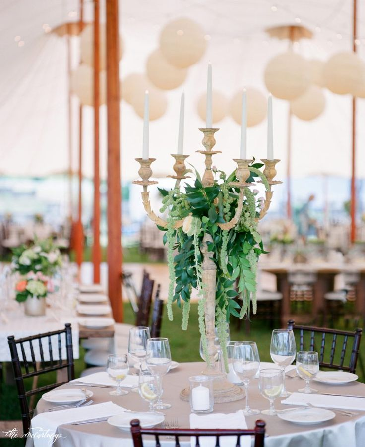 Elizabeth Anne Designs | Rachel and Charlie | The McCartneys Photography Rachel and Charlie had a stunning waterfront ceremony and an incredible reception at Horseshoe Bay Farms in Egg Harbor, Door County, WI