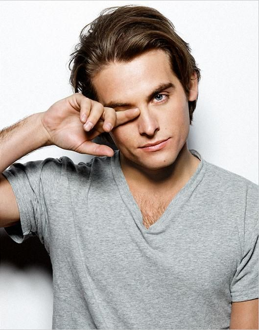 Kevin Zegers has come a long way from Air Bud