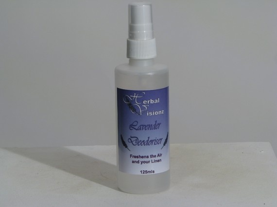 Lavender Linen Spray/Airfresh by herbalvisionz on Etsy, $14.00