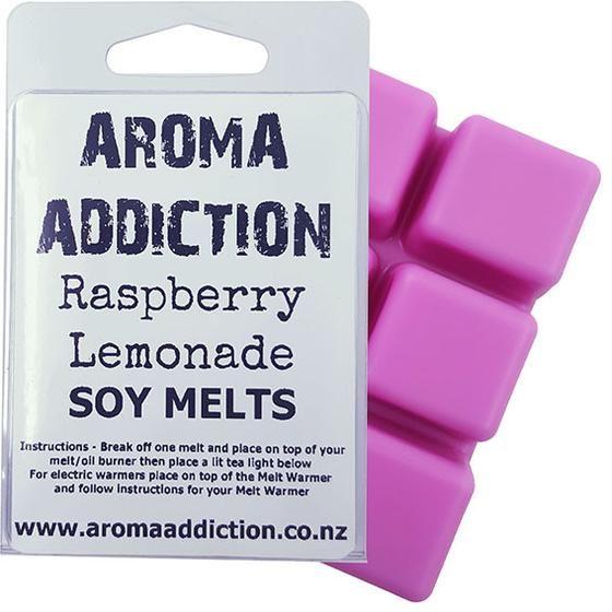 Raspberry Lemonade Soy Melt Pack Scented melts Aroma Addiction
