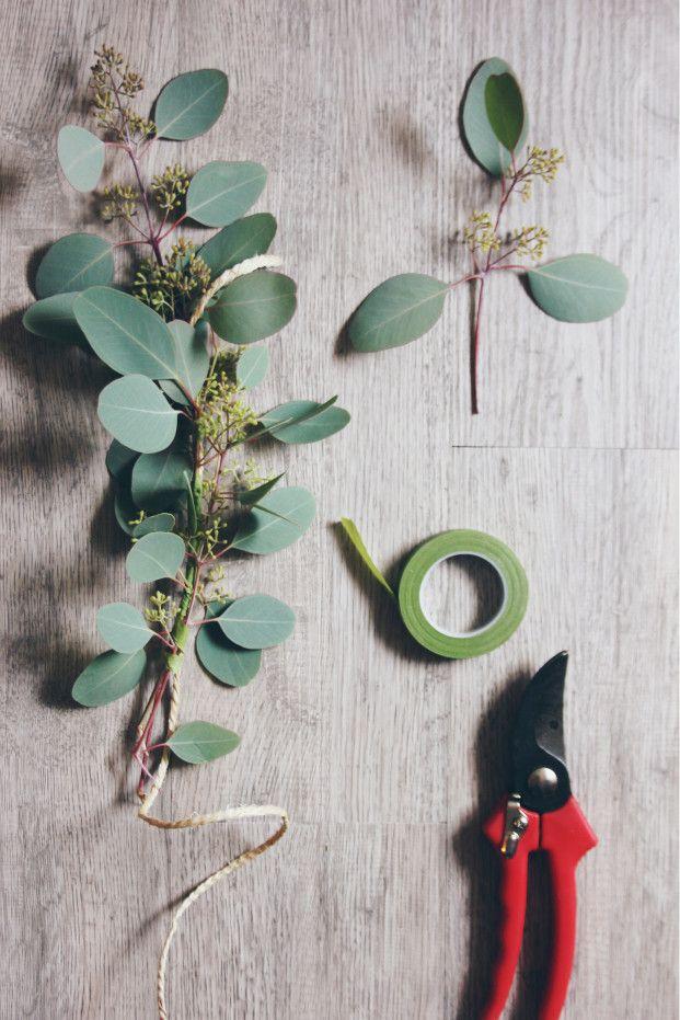 ©La mariee aux pieds nus - DiY- Fabriquer une guirlande de fleurs - 3