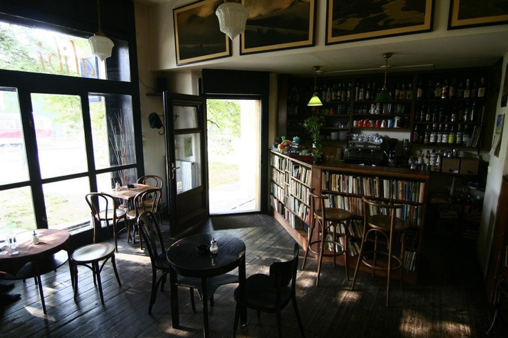 cafe Alibi   Prague