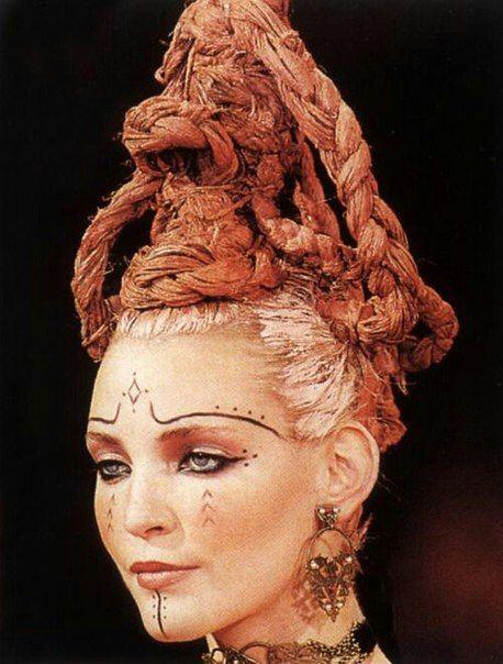 berber face tattoo
