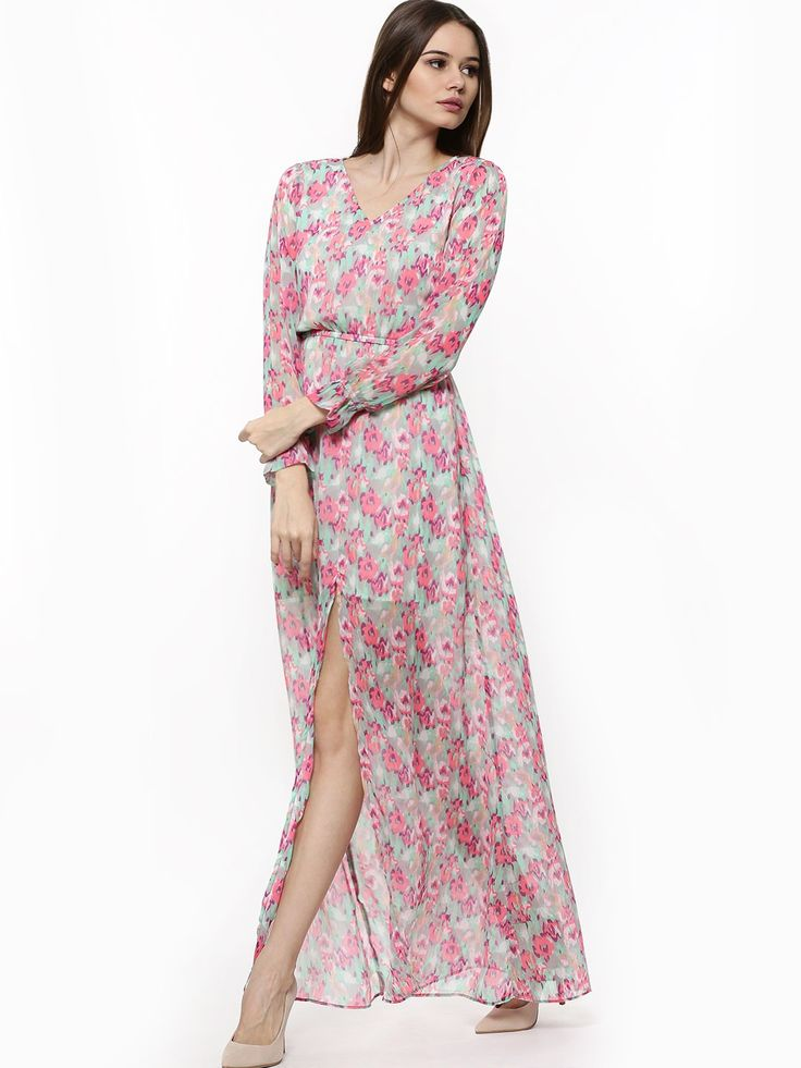 Ethnic maxi dresses online india