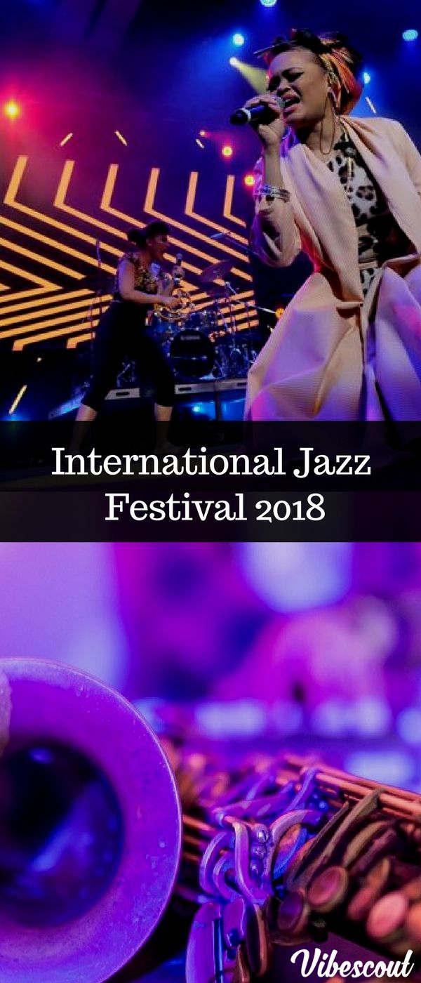 23-25 March 2018. The 19th annual Cape Town International Jazz Festival takes place on 23 & 24 March 2018 at the Cape Town International Convention Centre. #capetown #festivalcapetown #internationaljazzfestival