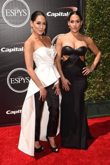 What The Stars Wore On The ESPYs' Red Carpet