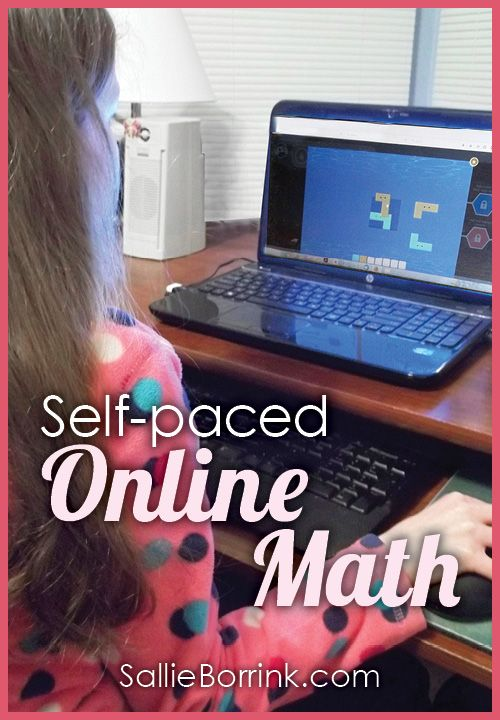 Redbird Mathematics from Stanford University offers self-paced online math courses. These can be a great option for homeschooling families, gifted children and more!