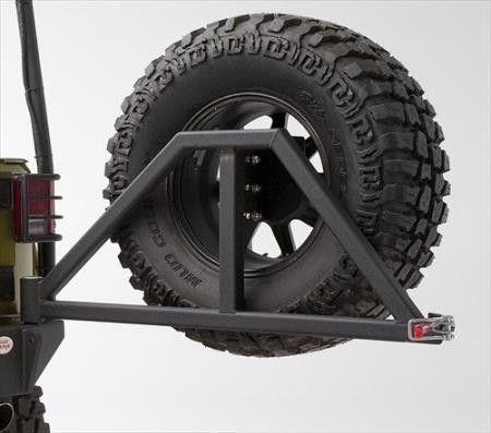 Body Armor 4x4 Tire Carrier Swing Arm | 87-06 Jeep Wrangler YJ/TJ