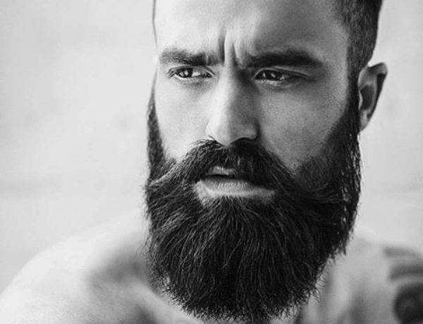 How to Shape a Long beard in 5 Quick Steps. #beard