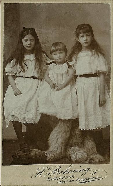 Antique Photo Album: 3 Sisters | Flickr - Photo Sharing!