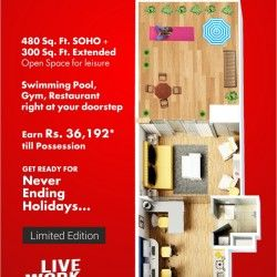 Get ready for Never Ending Holiday with Motia'z Workscape