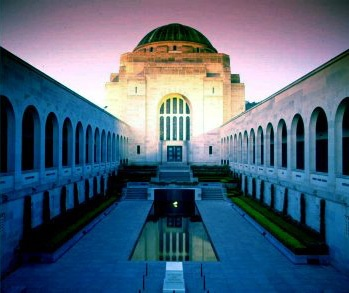 Australian War Memorial in Canberra - one of the most fascinating, interesting and at the same time sad places I've ever visited.