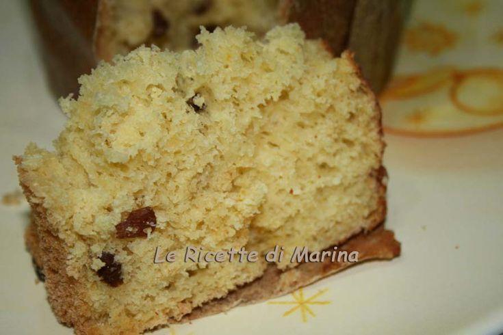 Il panettone senza burro (con margarina)