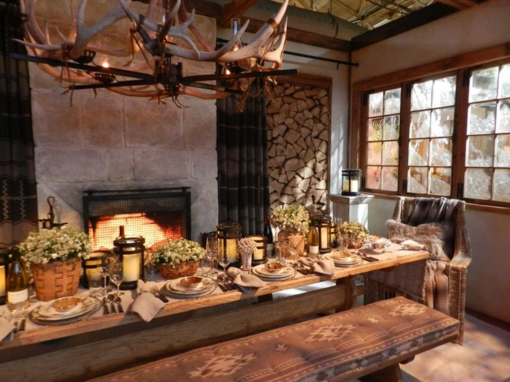 The Enchanted Home: Antler Mania! By Penelope. Find This Pin And More On Ralph  Lauren Interiors ...