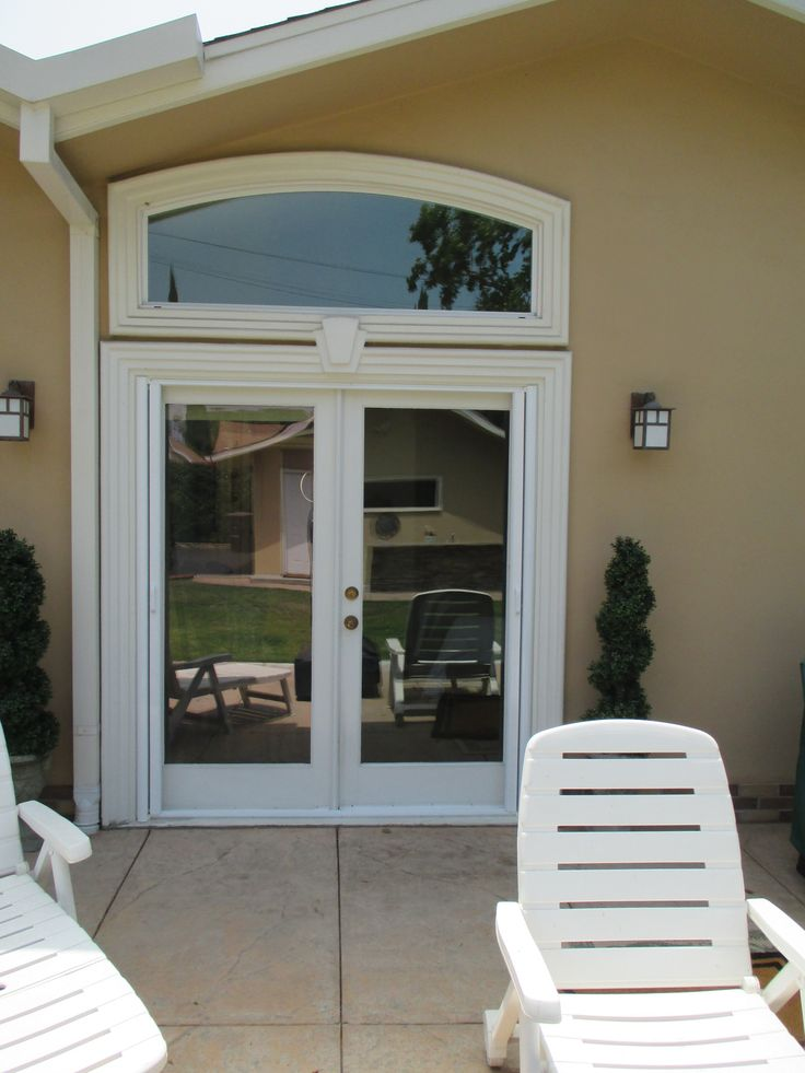 17 best images about french door stowaway retractable for Back door french doors