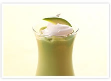The classic pina colada goes green and extra creamy with Fresh California Avocado and frozen pineapple, with 75% less saturated fat than the traditional recipe.: Favorite Recipes, Traditional Recipes