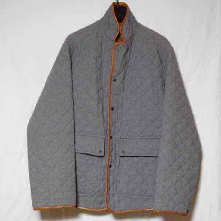 KAPITAL Reversible Piping Quilting Jacket Men's Outerwear Size 2 | eBay