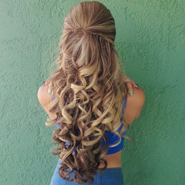 Pin Curling Wand Hairstyles Tumblr on Pinterest