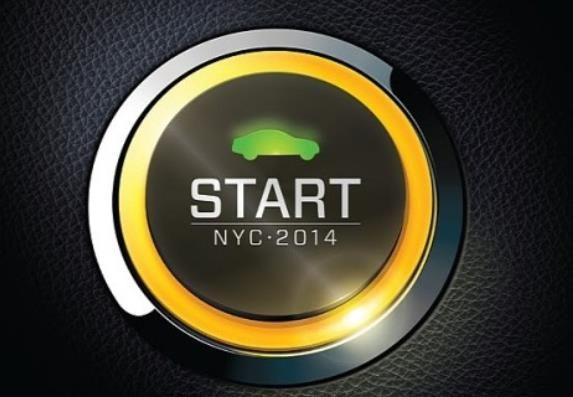 New York International Auto Show officially kicks off tomorrow, catch a glimpse until Sunday, 27th April, 2014. VROOM-VROOM! #NYIAS