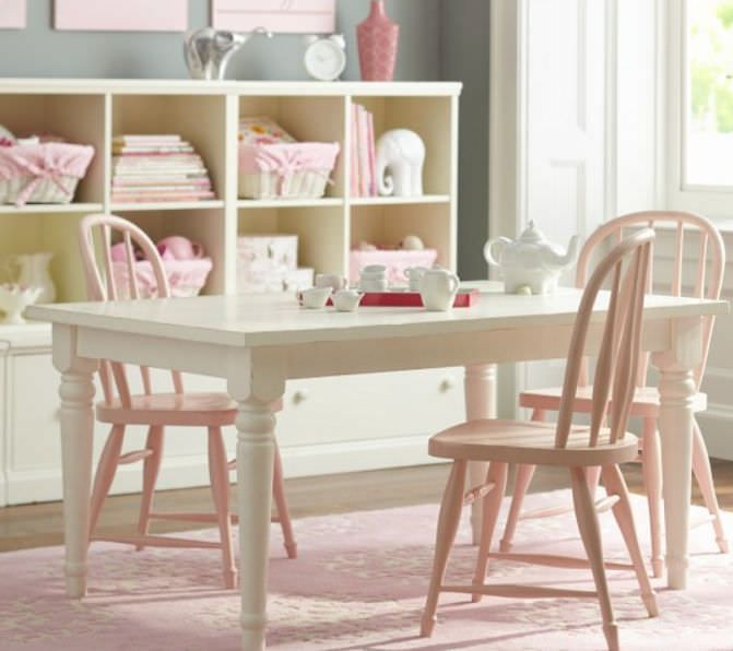 17 Best ideas about Pottery Barn Table on Pinterest
