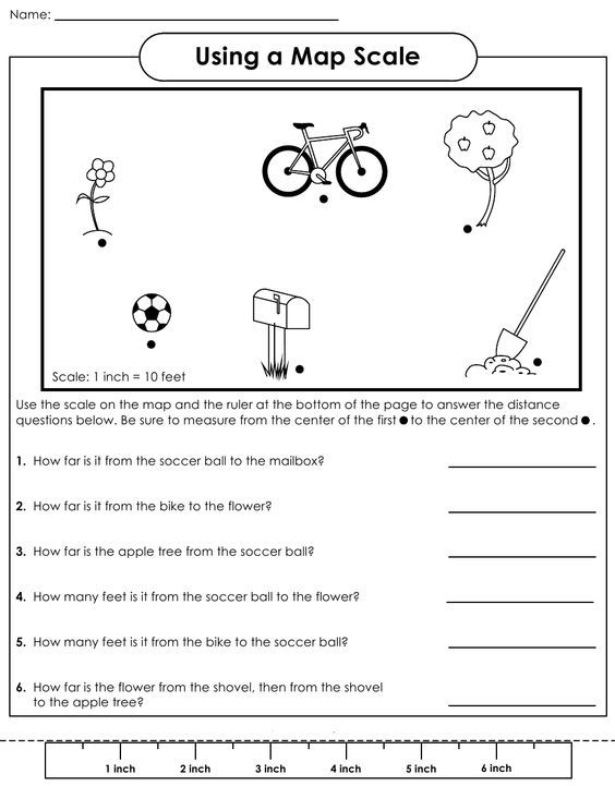 Scale Factor Worksheet Scale Factor Worksheets For