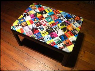 25 best images about coffee table ideas on pinterest for Coffee table cover ideas