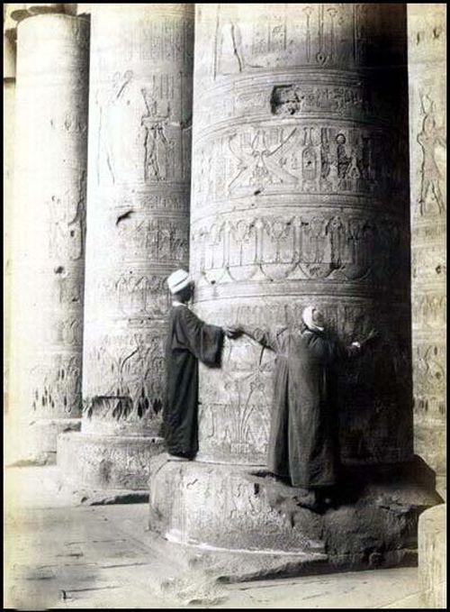 Luxor, Egypt 1900s