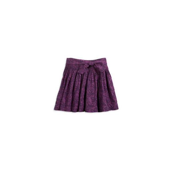 Girls stitch flower spin skirt - Purple Marker, Blue Sand (€23) ❤ liked on Polyvore featuring skirts, bottoms, saias, purple and clothing & accessories  clothing  baby & toddler clothing
