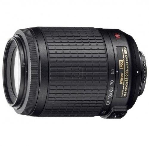 Nikon Obiektyw NIKKOR 55-200mm VR f/4.0-5.6G IF-ED AF-S DX