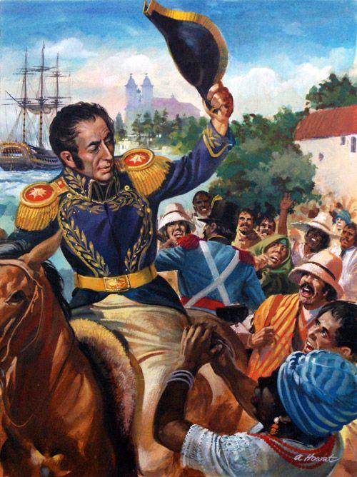 173 best images about Simon Bolivar en el mundo on Pinterest