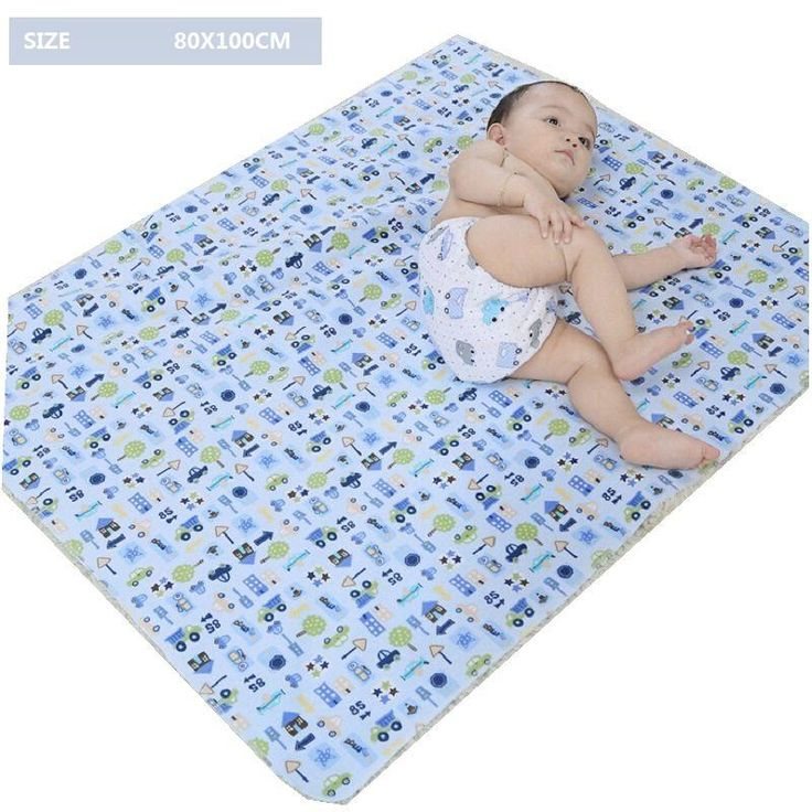 3 size diaper changing mat
