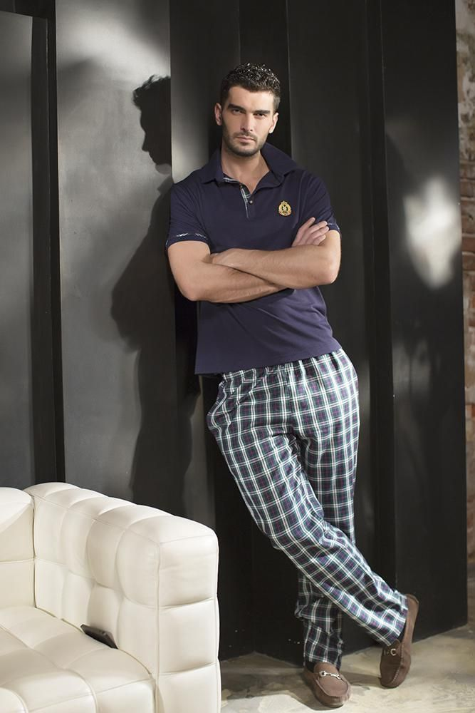 Домашняя мужская одежда, или прежде всего - самоуважение