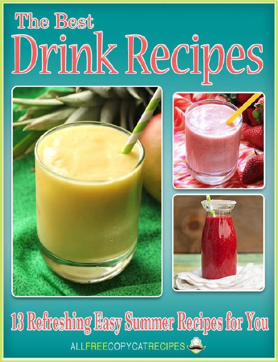 233 Best Images About Drinks On Pinterest Homemade