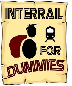 What to pack - INTERRAIL FOR DUMMIES. Could come in handy this upcoming summer