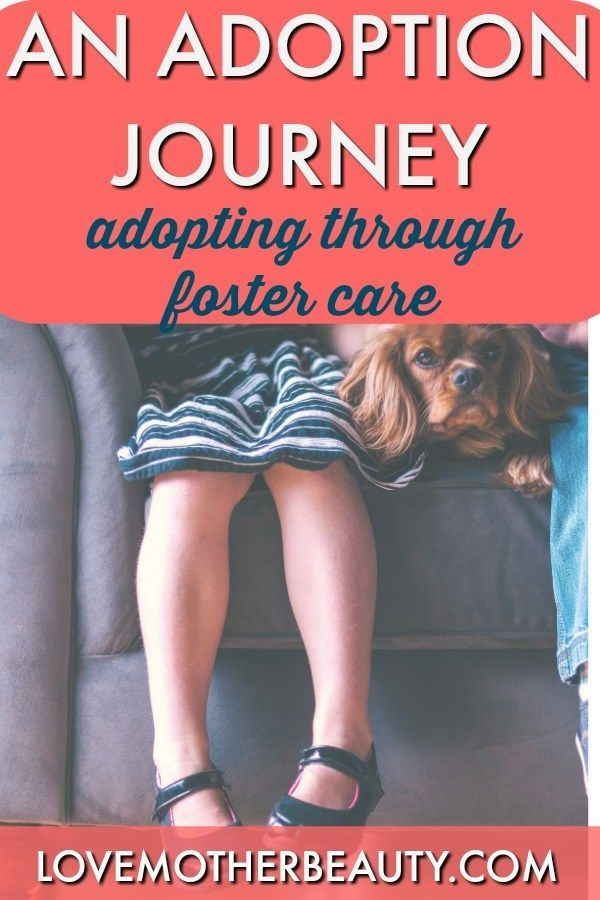 A foster care adoption story, it is a process with a lot of waiting but our adoptive child is out there.