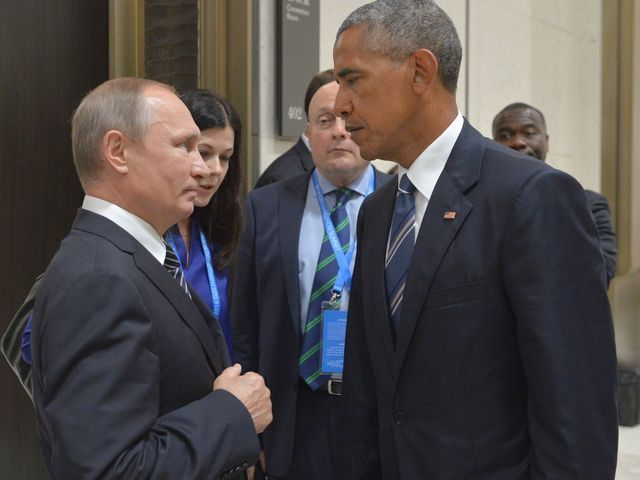 Obama ordered U.S intelligence to deploy implants in Russian network