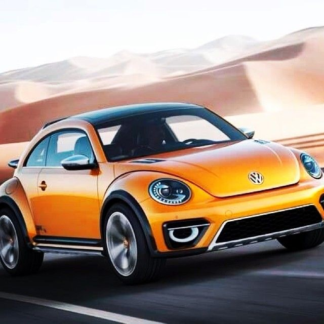 """@vw_parts's photo: """"Great news - the #VW #Beetle #Dune is coming to the US!"""""""