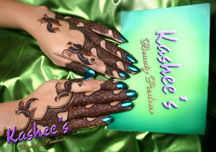 Beautiful Kashee's Mehndi Designs Collection 2016-2017 for Girls