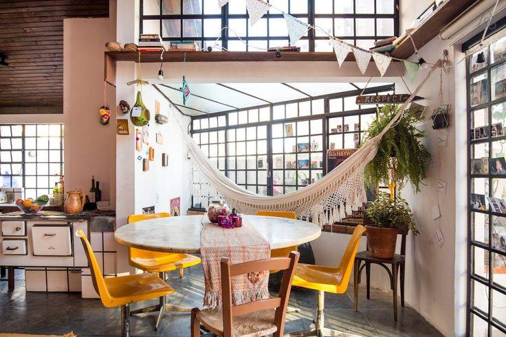 Ganhe uma noite no Casa central no topo de um prédio - Apartamentos para Alugar em Curitiba no Airbnb!
