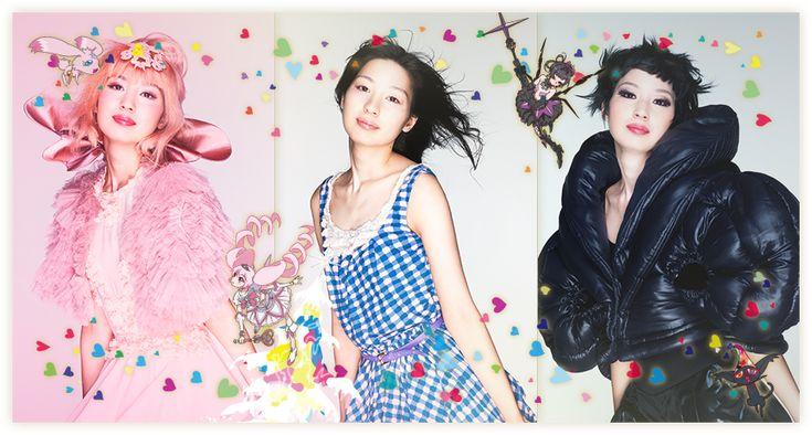 6♥Princess by Takashi Murakami for Shu Uemura