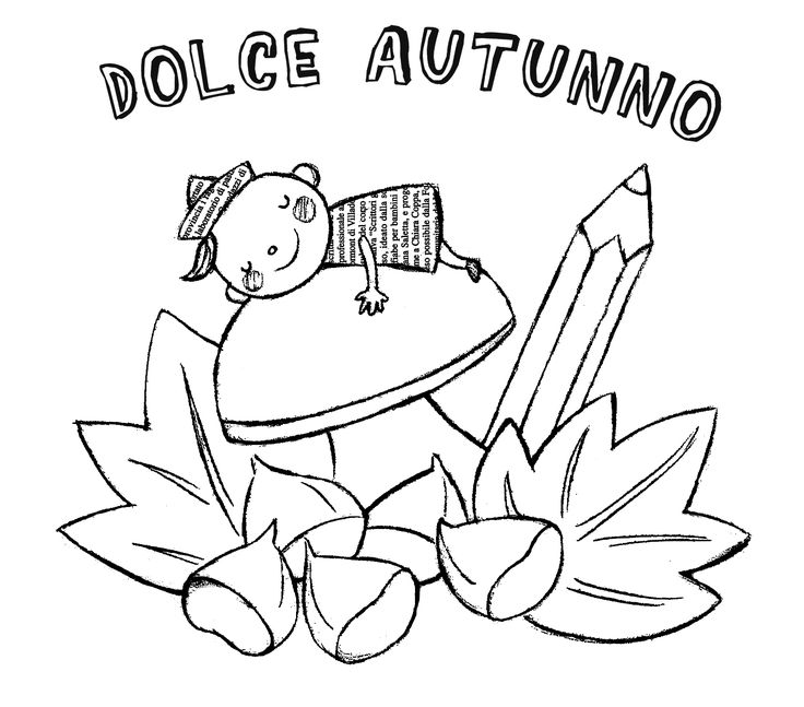 Echino Giornale Bambino: La castagna dispettosa - fiaba - Con i disegni dei bambini del laboratorio: Orride fiabe.