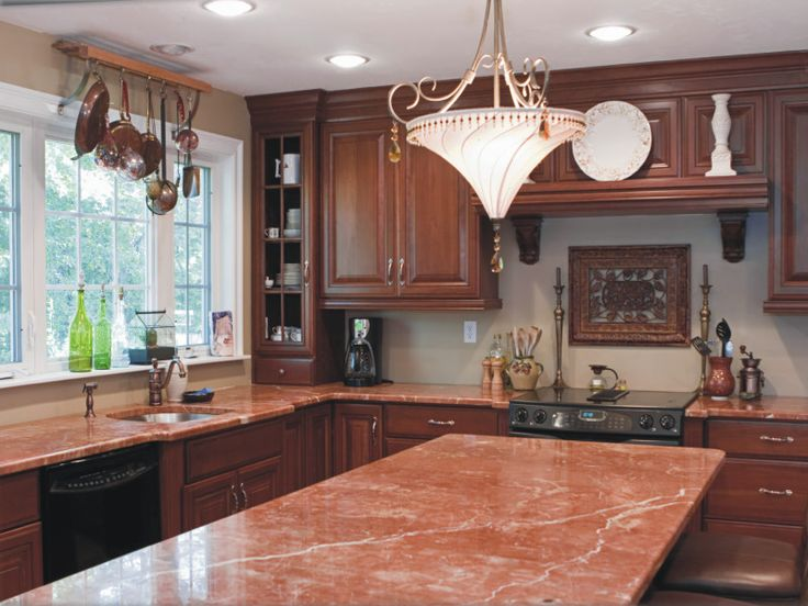 17 best images about pink granite on pinterest almonds for Kitchen granite countertops colors