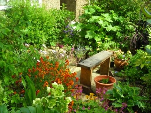 Designing a Small Front Garden