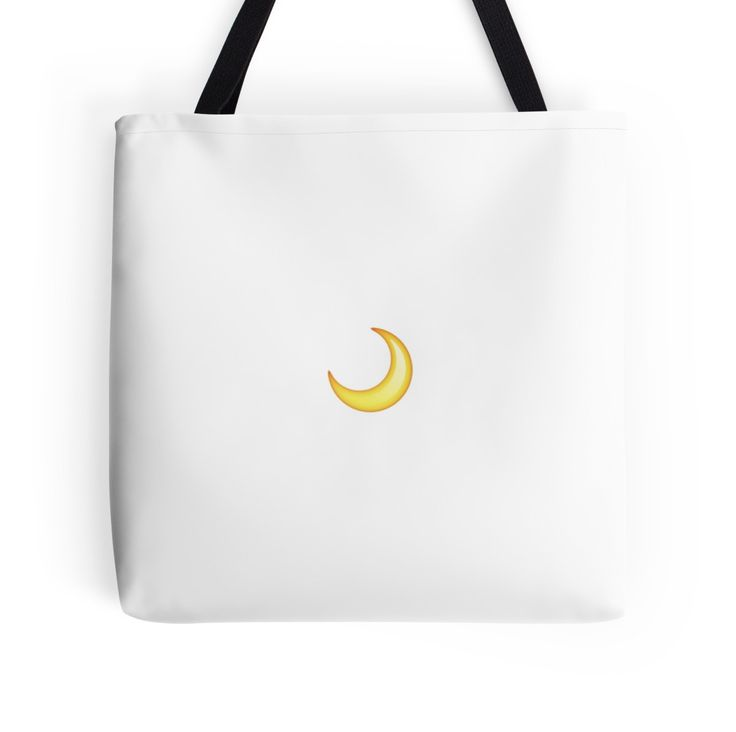 Crescent Moon Emoji by lazyville